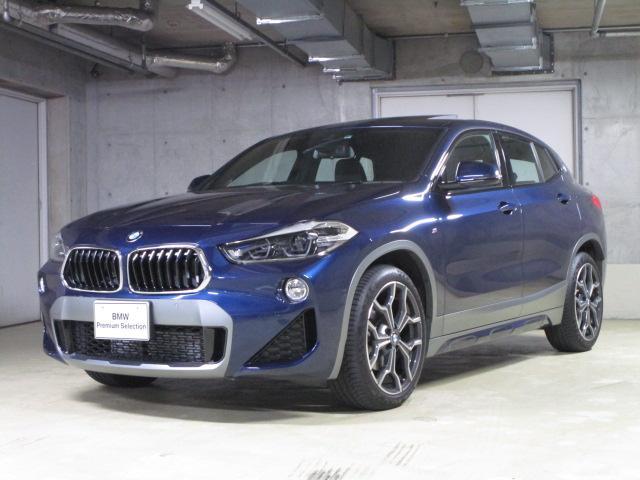 BMW xDrive 18d MスポーツX サンルーフ 電動シート