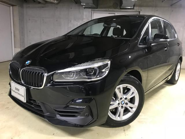 BMW 218iアクティブツアラープラスPKGパーキングサポート