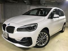 BMW218dグランツアラー ラグジュアリー弊社デモカー