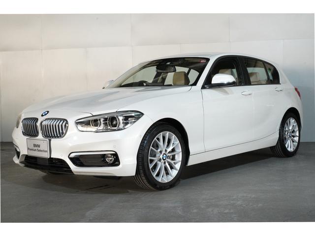 BMW 118i ファッショニスタアップグレードP オイスター革