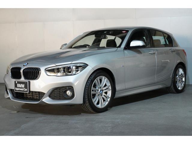 BMW 118i Mスポーツ パーキングサポート コンフォートP