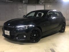 BMW118d Mスポーツ エディションシャドーUPグレードACC