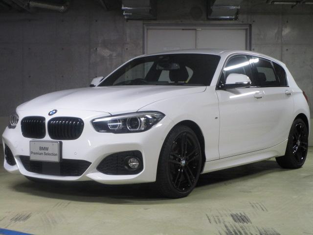 BMW 118i Mスポーツ エディションシャドー黒革ACCHIFI