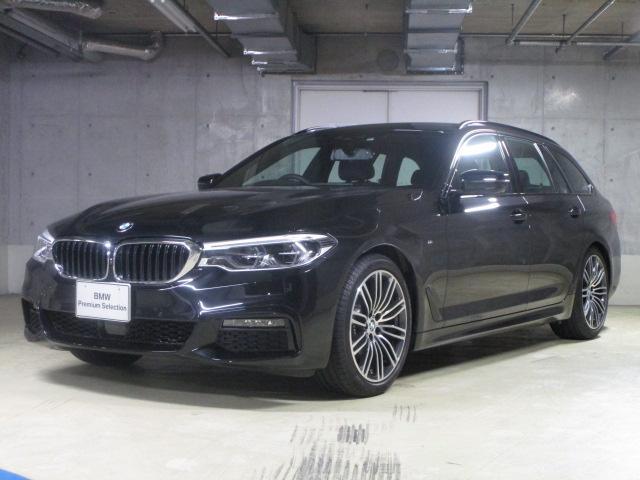 BMW 523iツーリング MスポーツヘッドアップD 新車保証継承
