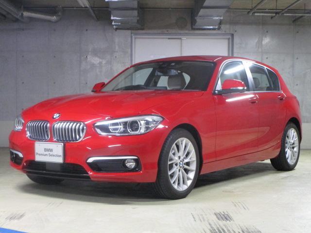 BMW 118d ファッショニスタ UPグレード 電動シート