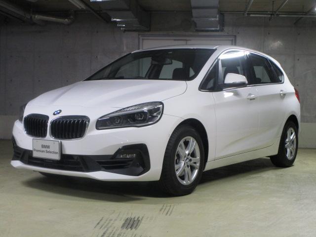 BMW 218iアクティブツアラー