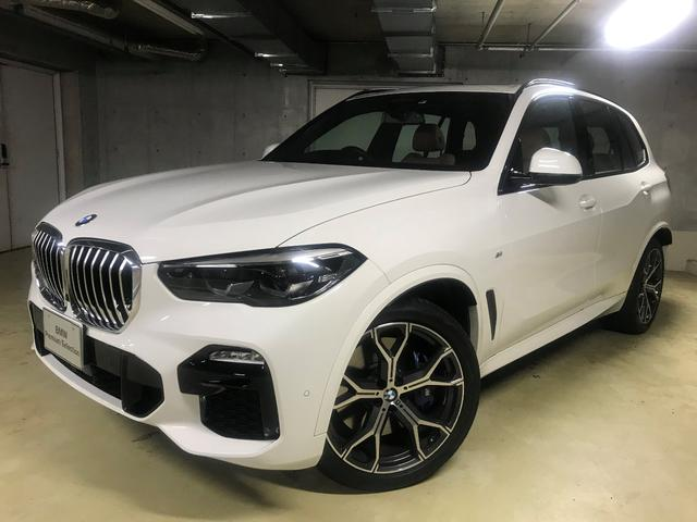 BMW xDrive 35d Mスポーツ21AWサンルーフ革デモ車