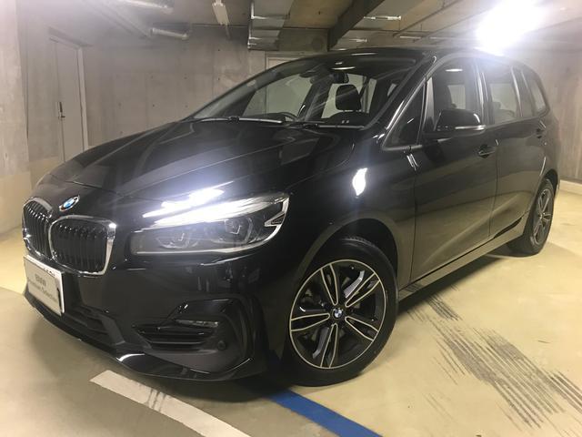 BMW 218iグランツアラー スポーツ ACC コンフォートP