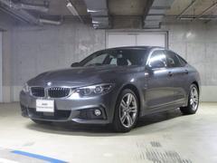 BMW420i xDriveグランクーペ MスピリットACC