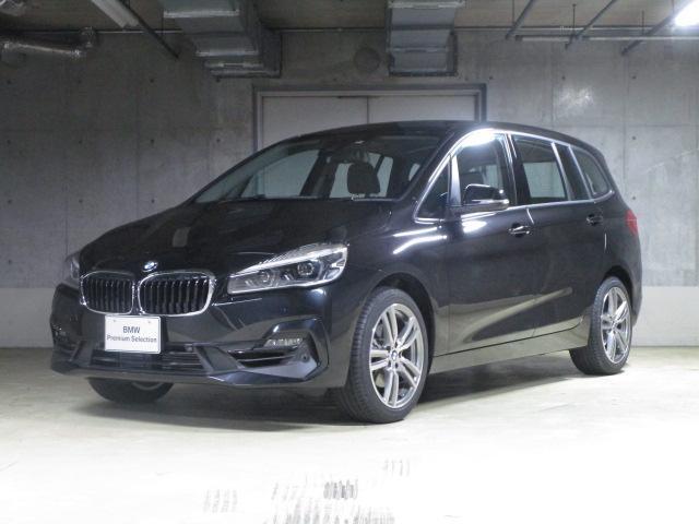 BMW 218iグランツアラー スポーツMスポーツ新品18AWセット