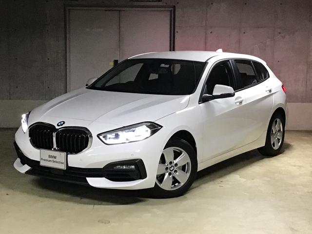 BMW 1シリーズ 118i プレイ ナビP 16AW 新車保証経書