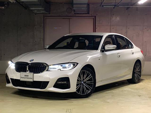 BMW 320d xDrive Mスポーツ革レーザーライトPアシスト
