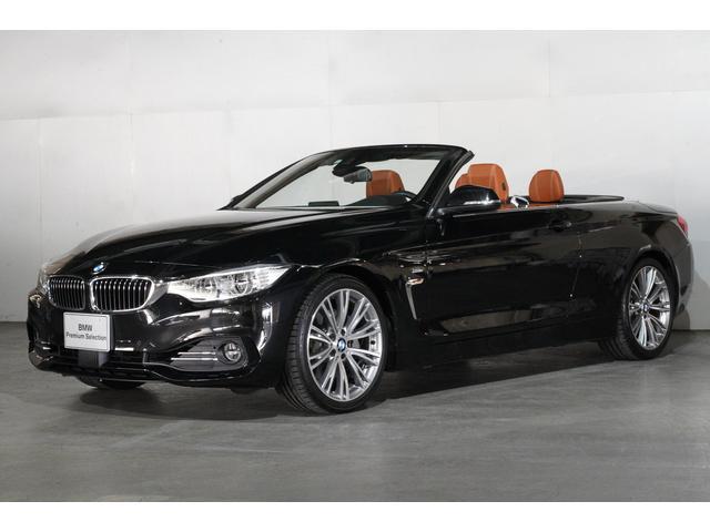 BMW 4シリーズ 440iカブリオレ ラグジュアリー 左H インディビジュアル