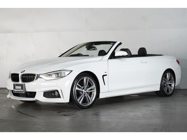 BMW 435iカブリオレ Mスポーツ アクティブクルーズコントロール ヘッドアップディスプレイ