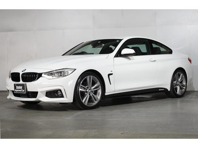 BMW 420iクーペ Mスポーツ ブラックレザー アダプティブヘッドライト