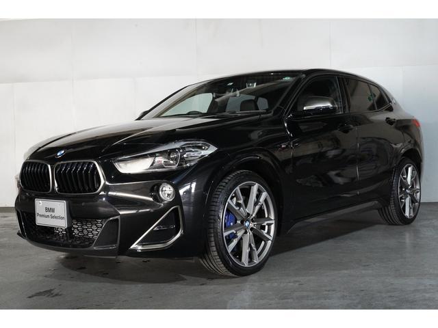 BMW X2 M35i 20インチアルミ ブラックレザー ヘッドアップディスプレイ