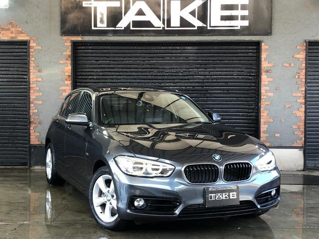 BMW 118d スポーツ 1オナ LEDヘッド レーンアシスト