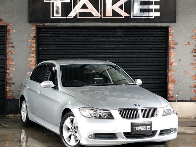 BMW 323i ハイラインパッケージ ユーザー下取 HIDヘッド