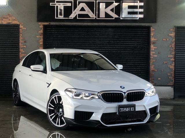 BMW 523d Mスポーツ M5仕様 ACC LED 4本出し