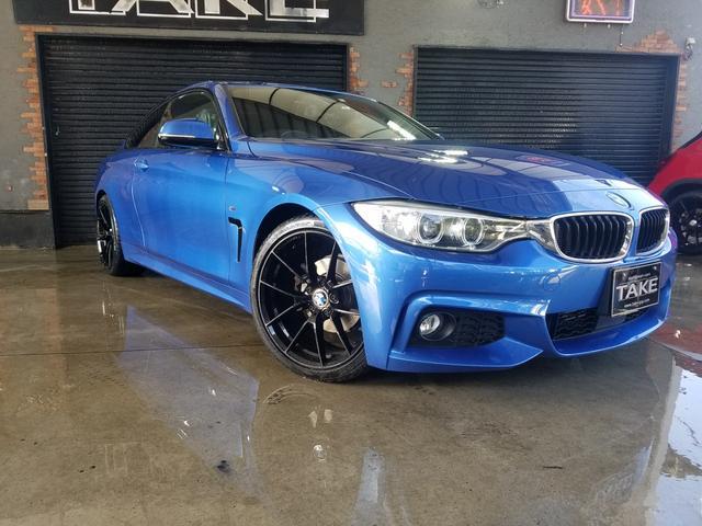 BMW 4シリーズ 420iクーペ Mスポーツ