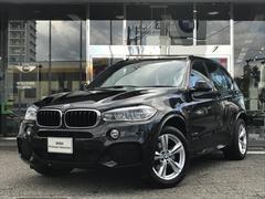 BMW X5xDrive 35d Mスポーツ 4WD セレクトPKG
