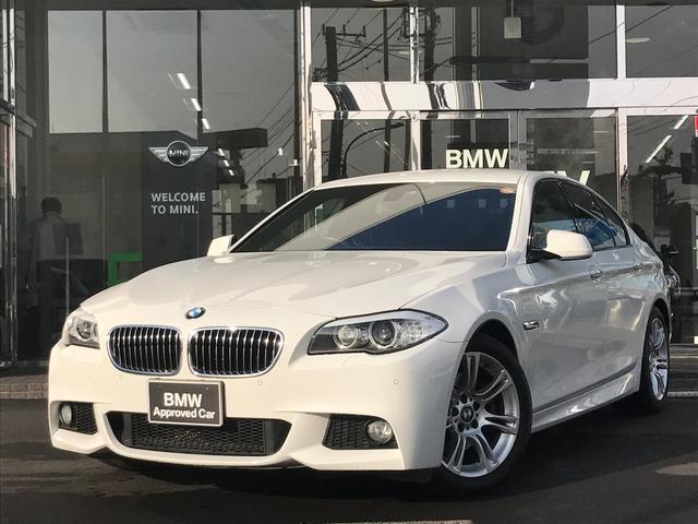 BMW 523i Mスポーツパッケージ 1年保証付 1オーナー車