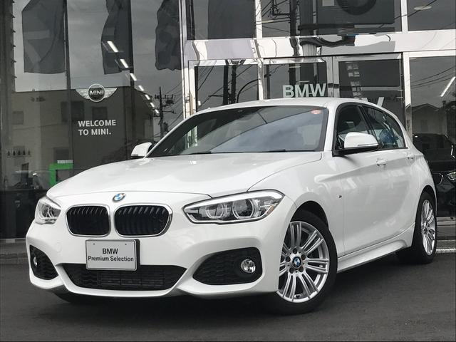 BMW 118i Mスポーツ 2年保証付 バックカメラ クルコン