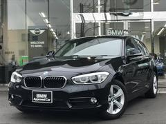BMW118i スポーツ 2年保証 1.6L4気筒Egバックカメラ