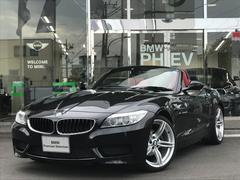 BMW Z4sDrive20i Mスポーツ 2年保証付 赤レザー