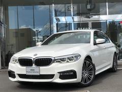 BMW523d Mスポーツ 弊社試乗車 フルセグ