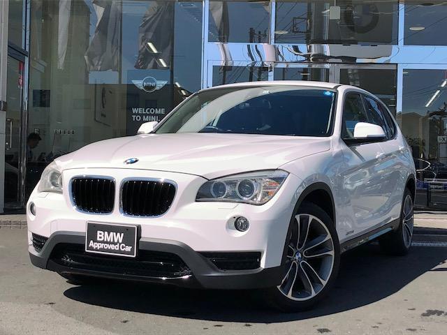 BMW sDrive 20i スポーツ 社外ナビ 社外バックカメラ