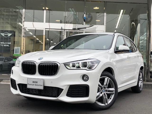 BMW xDrive 18d Mスポーツ パドルシフト 純正ナビ