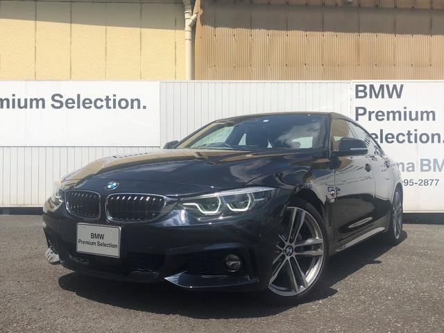 BMW 420iグランクーペ Mスポーツ ACC 2年保証