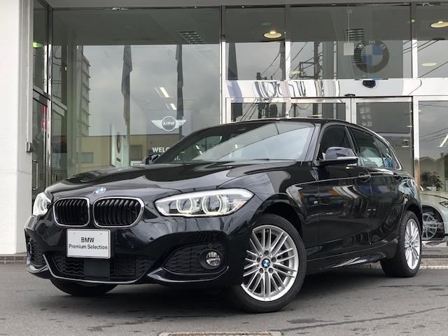 BMW 118d Mスポーツ 2年保証付 登録済未使用車