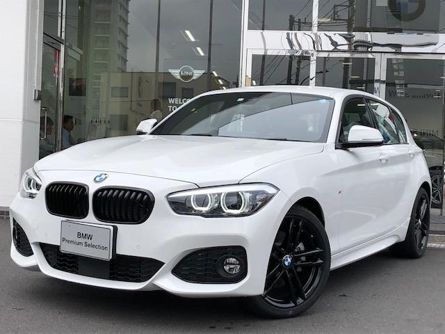 BMW 118d Mスポーツ エディションシャドー ACC電動シート