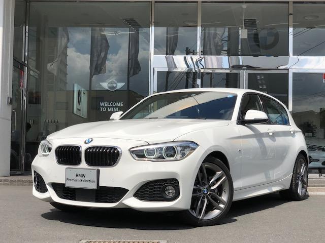BMW 118d Mスポーツ ACC 18インチ コンフォートPKG
