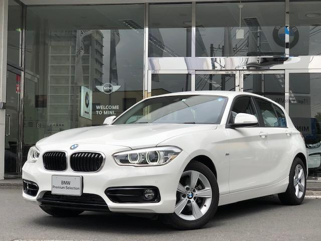 BMW 118d スポーツ コンフォートPKG 弊社管理社有車