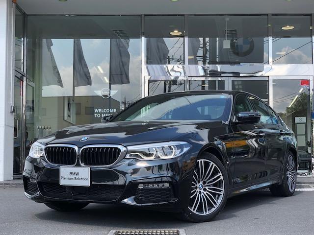 BMW 530e Mスポーツアイパフォーマンス 黒革 フルセグTV
