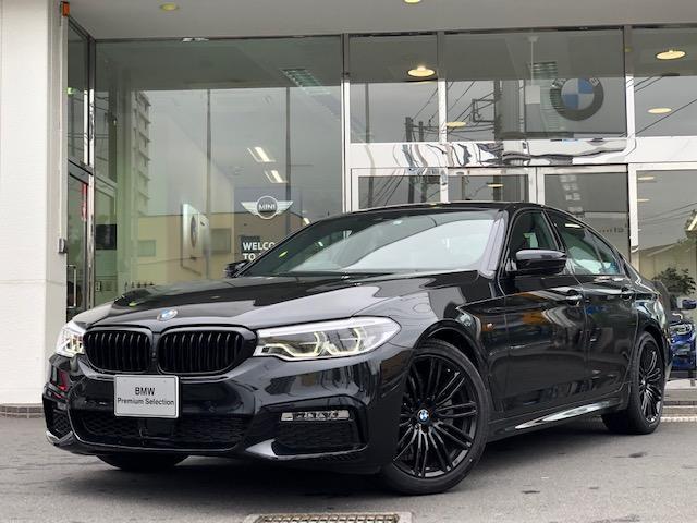 BMW 523d ミッションインポッシブル ハーマンカードン