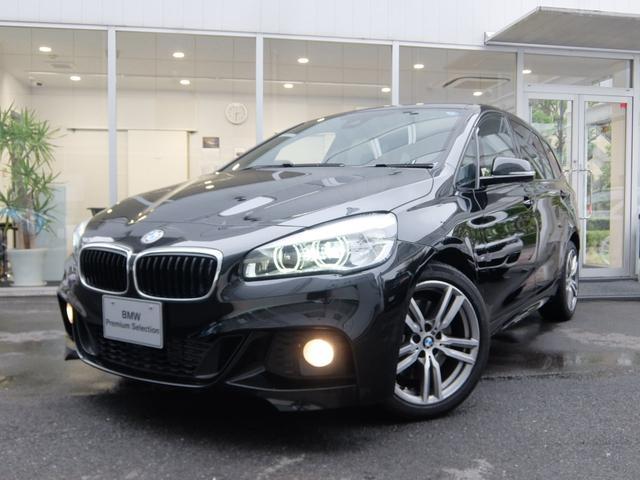 BMW 220iグランツアラー Mスポーツ ACCヘッドアップ TV