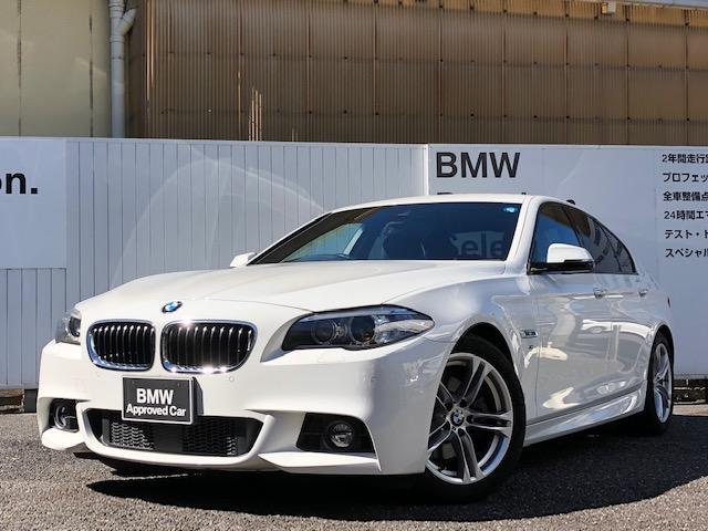 BMW 523d Mスポーツ フルセグTV バックカメラ