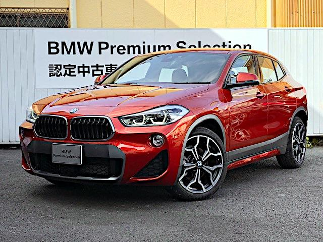 BMW sDrive18iMスポーツX アルカンタラ ACC HUD