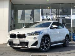 BMW X2sDrive 18i MスポーツX 黒革 ACCヘッドアップ
