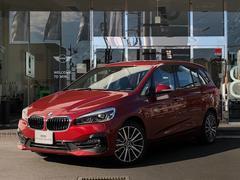 BMW218dグランツアラースポーツ ACC HUD コンフォート