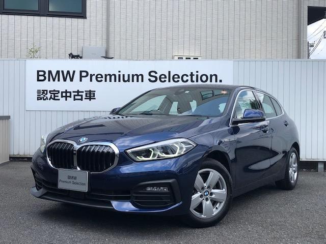 BMW 1シリーズ 118d プレイ エディションジョイ+ ナビパッケージ コンフォートパッケージ アクティブクルーズコントロール 電動トランクゲート LEDヘッドライト ETC