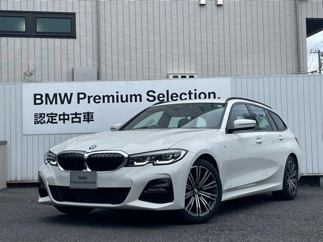 BMW 318iツーリング Mスポーツ コンフォートパッケージ 純正HDDナビ バックカメラ アラウンドビューモニター LEDヘッドライト ETC