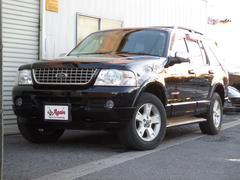 フォード エクスプローラーエディバウアー22AWHDDナビ1ナンバサンルーフ本革シート