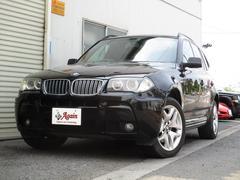 BMW X32.5si Mスポーツパッケージ後期型HDDナビ4WD