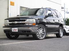 シボレー タホLT新車並行4WD22AW地デジHDDナビBカメラ1ナンバー