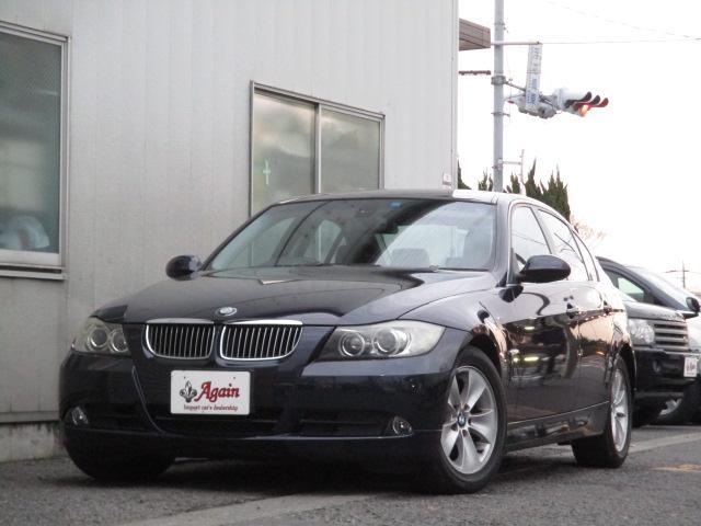 BMW 320i走行18200キロ地デジHDDナビ プッシュスタート
